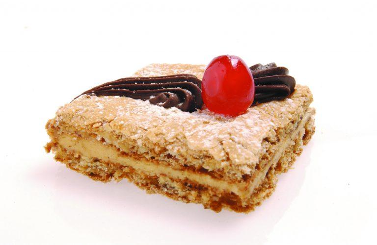 Biscuit praliné
